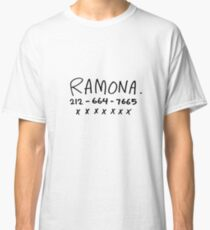 RAMONA FLOWERS Classic T-Shirt
