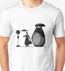 mary and totoro Unisex T-Shirt