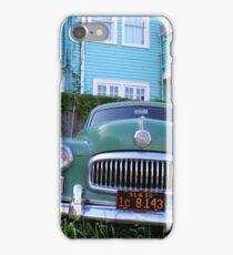 Pan AM #33 - Cruiser iPhone Case/Skin