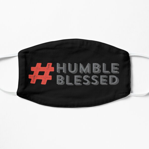 #Humble #Blessed Mask