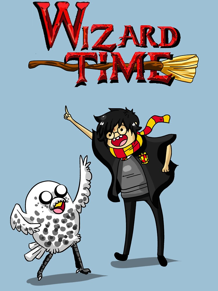 Wizard Time! | Unisex T-Shirt