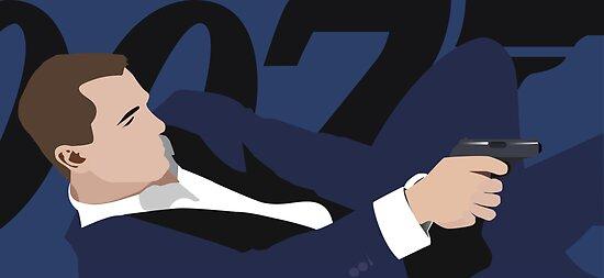 Mr. Bond  by TheCrimzon