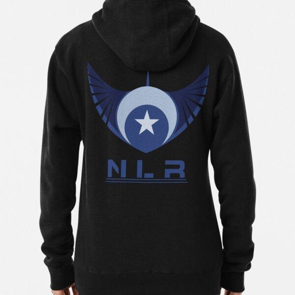 New Lunar Republic  Pullover Hoodie