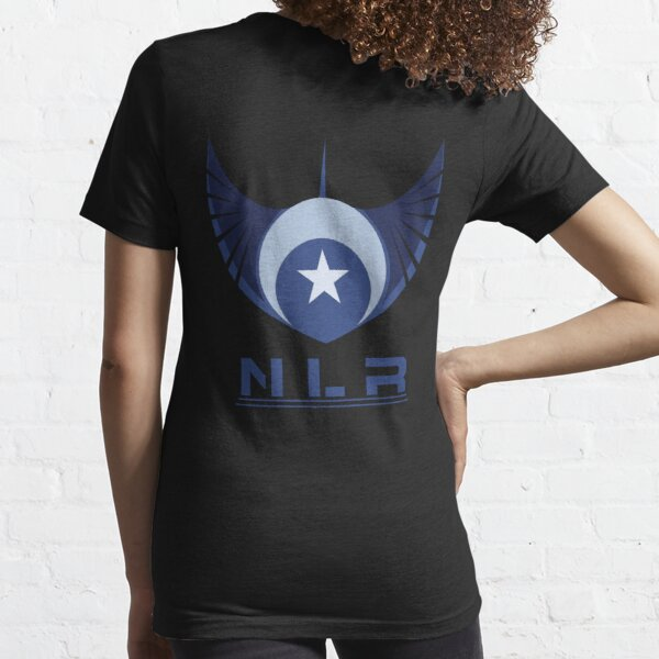 New Lunar Republic  Essential T-Shirt