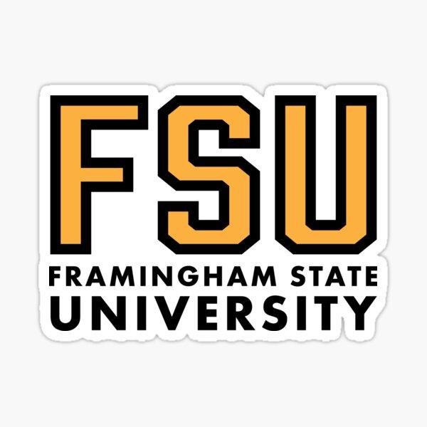 Framingham State University Sticker