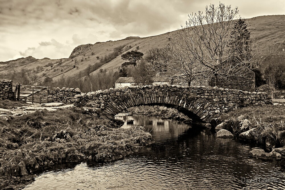 Watendlath Packhorse Bridge by David Lewins
