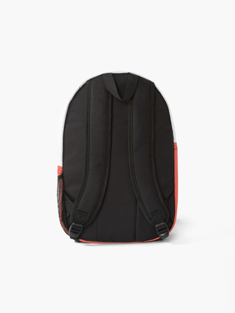 Alternate view of Living Coral 16-1546 TCX | Pantone Color of the Year 2019 | Pantone | Color Trends | New York and London | Solid Color | Fashion Colors |  Backpack