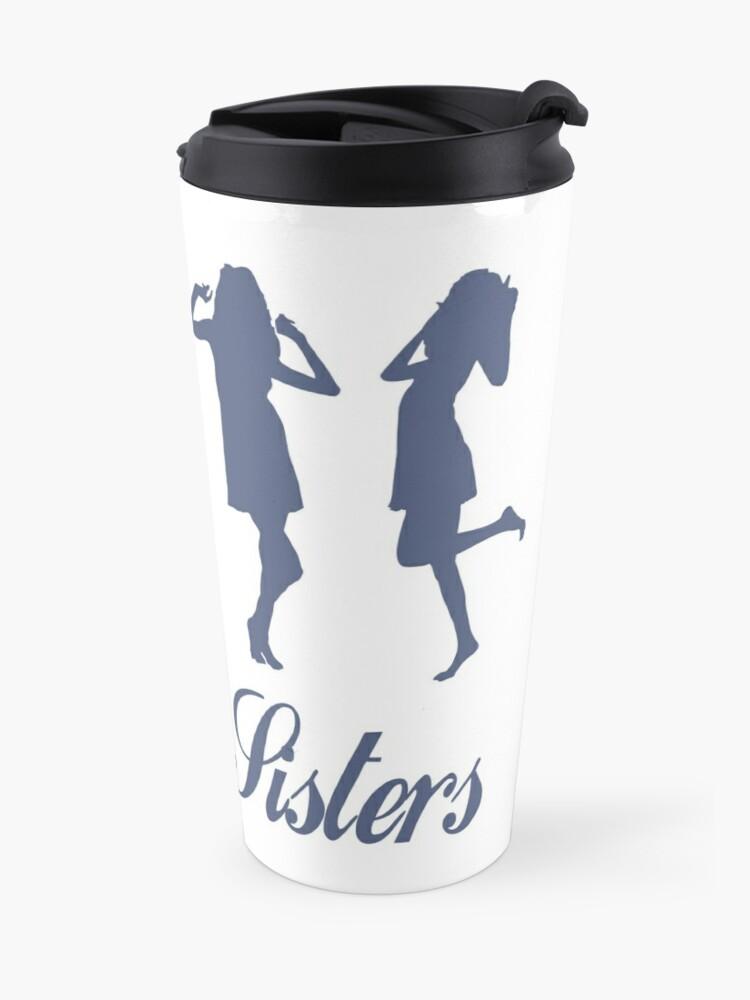 Alternate view of YaYa Sisters  Travel Mug