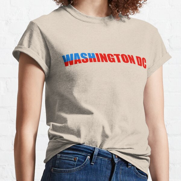 Matthew Gray Gubler Washington DC Design Classic T-Shirt