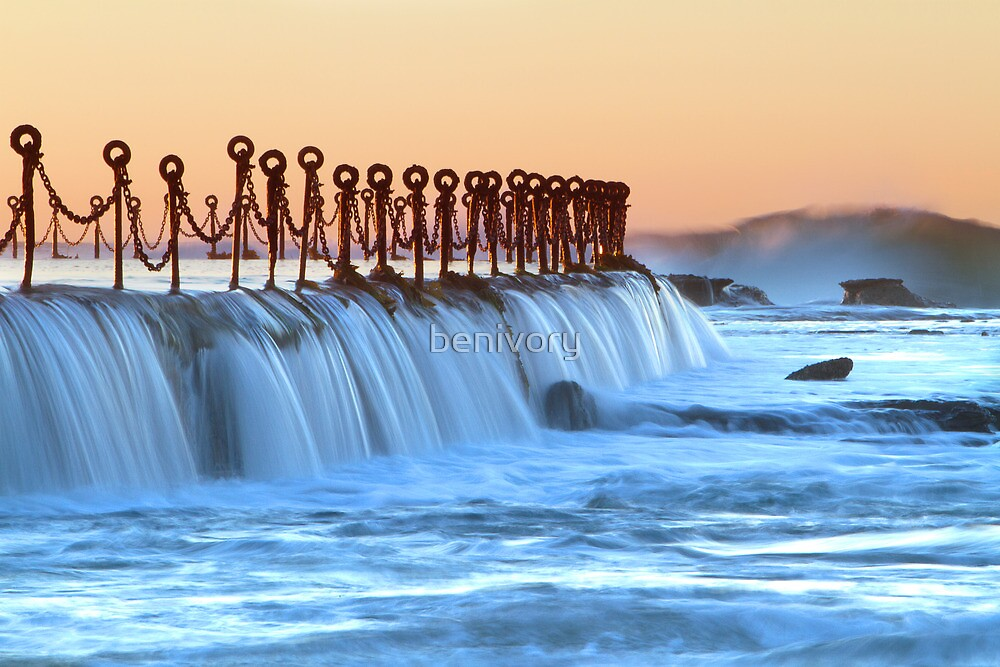 Newcastle baths by benivory