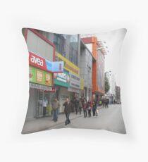 Avea,Adana city Throw Pillow