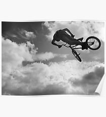 BMX Air Poster
