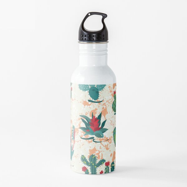 Cactus and succulents Water Bottle