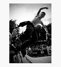 Inline Grind Photographic Print