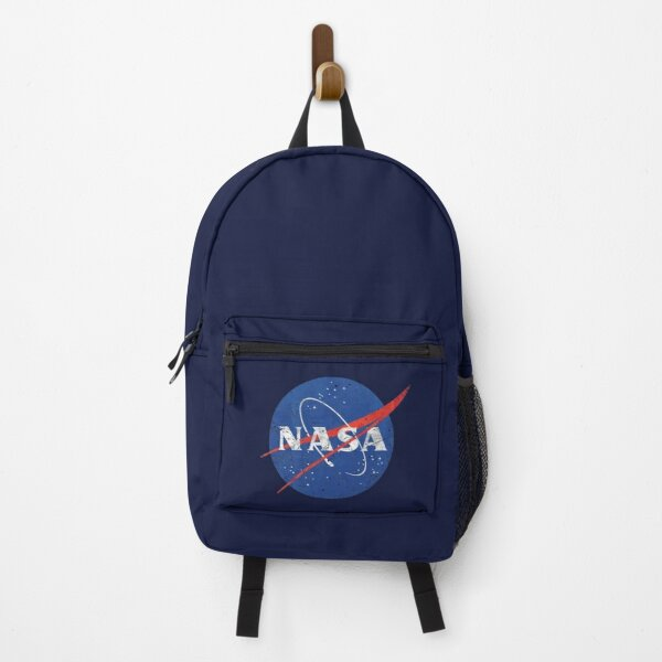 NASA Insignia Space Logo Backpack