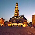 Arras town hall by graceloves