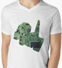 Porygon used Conversion Men's V-Neck T-Shirt