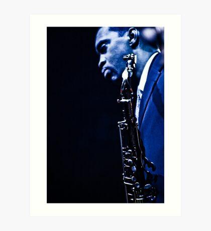Jazz Messengers 02 Art Print