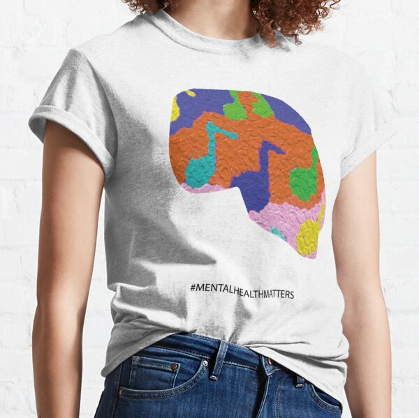 music on my mind Classic T-Shirt