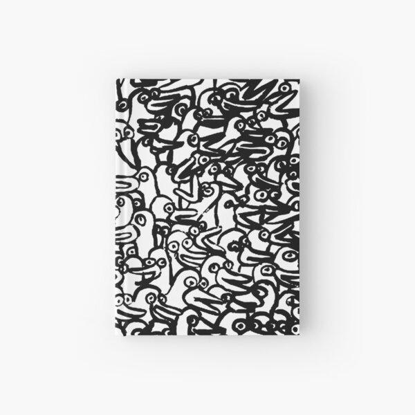 A BILLION BIRDS Hardcover Journal