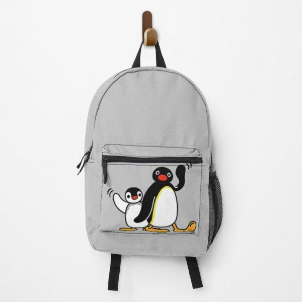 Pingu and Pinga Backpack