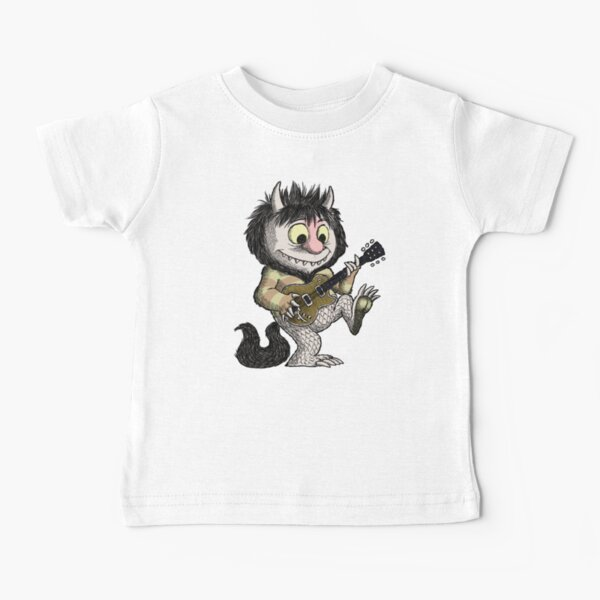 Rockin' Wild Thing Baby T-Shirt