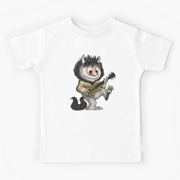 Rockin' Wild Thing Kids T-Shirt