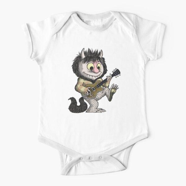Rockin' Wild Thing Short Sleeve Baby One-Piece