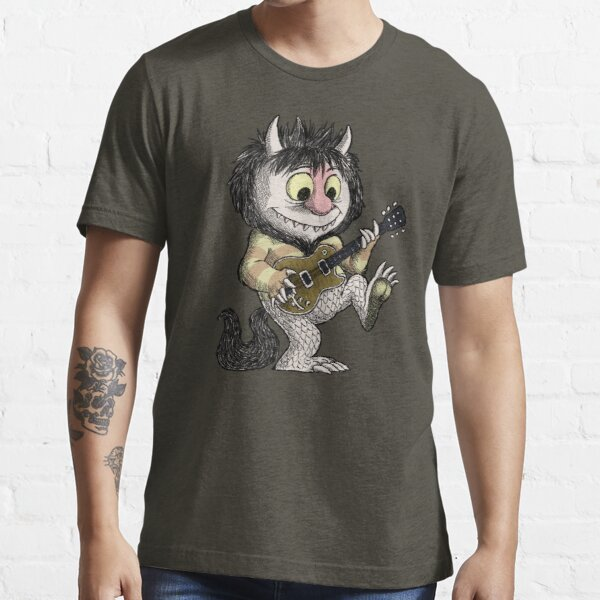 Rockin' Wild Thing Essential T-Shirt