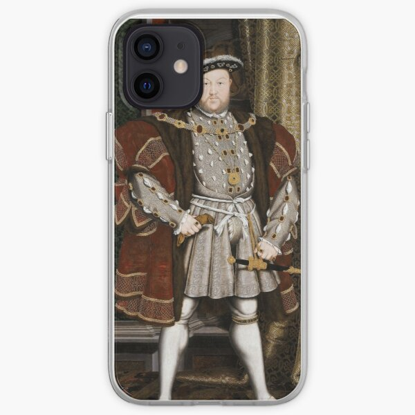Henry VIII of England iPhone Soft Case