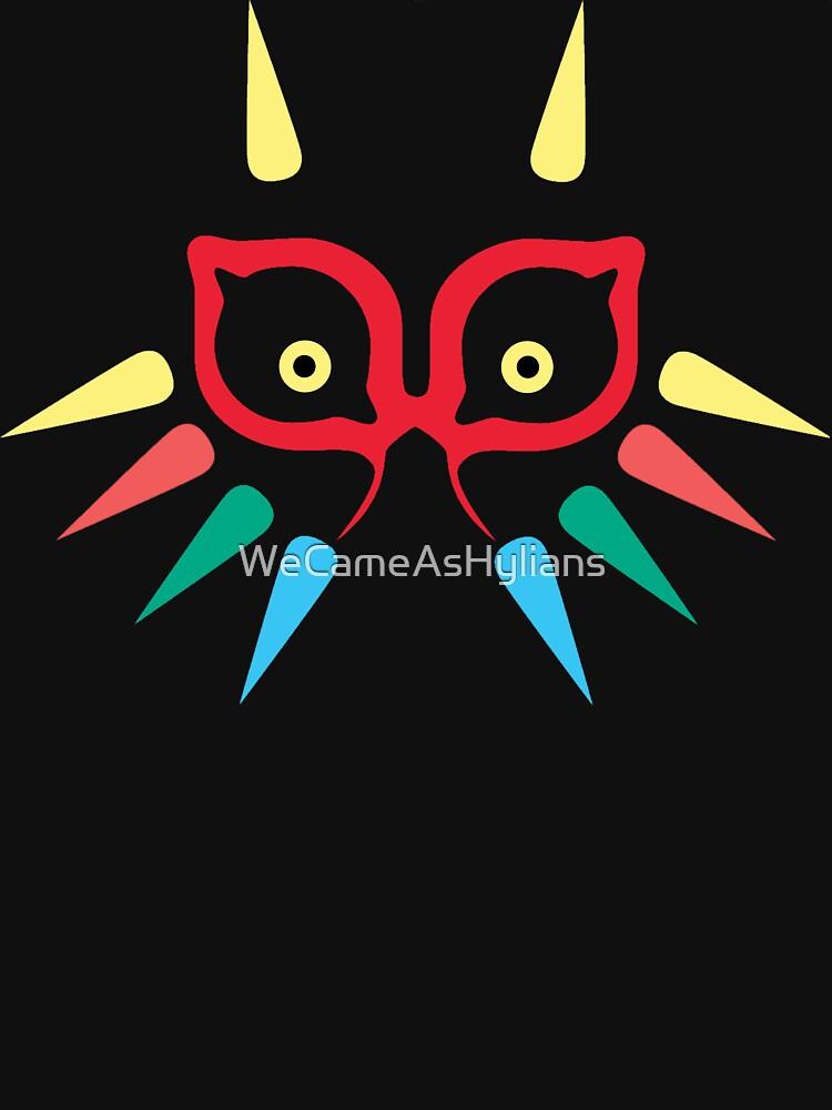 Majora's Mask Tribal | Unisex T-Shirt