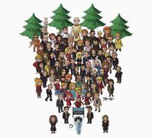 Super Twin Peaks | Unisex T-Shirt