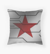 Winter Cushion Throw Pillow