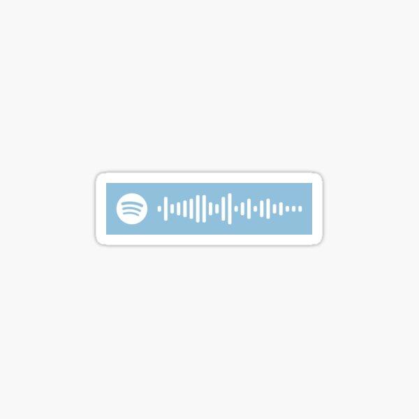 Dreams - Fleetwood Mac Spotify Code Sticker