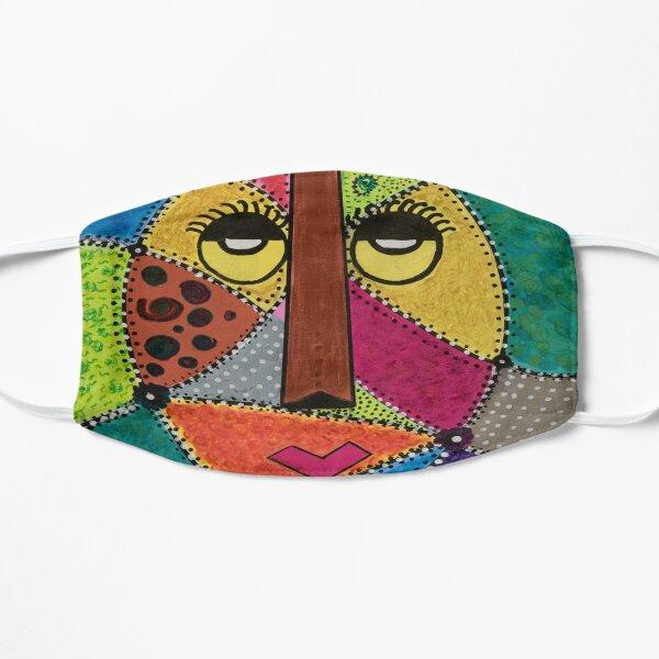 African Jamaican Princess Mask
