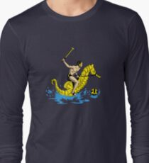 Real Water Polo Long Sleeve T-Shirt