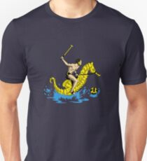 Real Water Polo Slim Fit T-Shirt