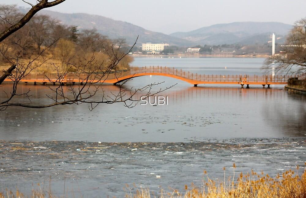 Icy Lake Bomunho by SUBI