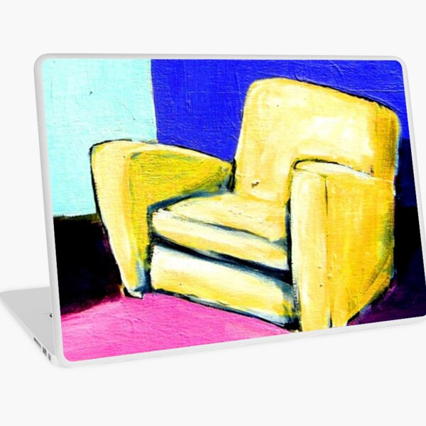 COMFY CHAIR Laptop Skin