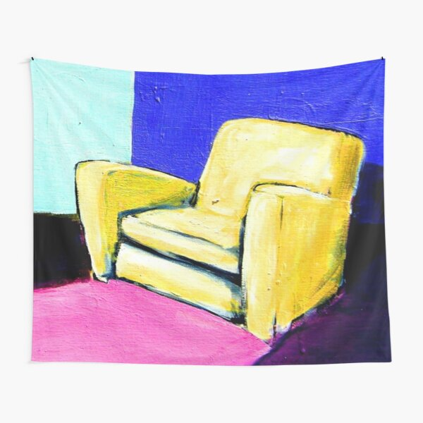 COMFY CHAIR Tapestry