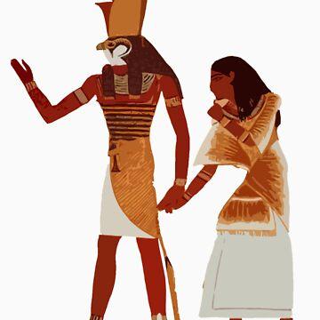Horus by cadellin