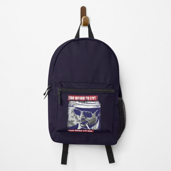 Gonzo Hunter S Thompson Backpack