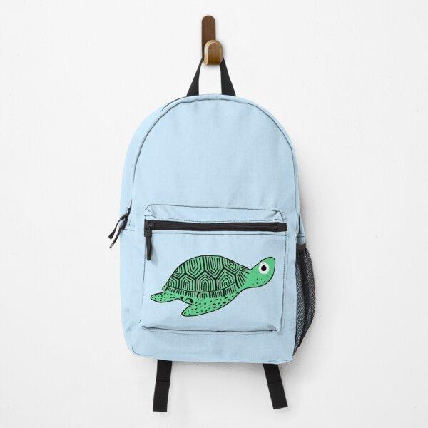little sea turtle Backpack