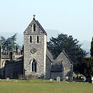 The Church At Ilam by Paul  Green