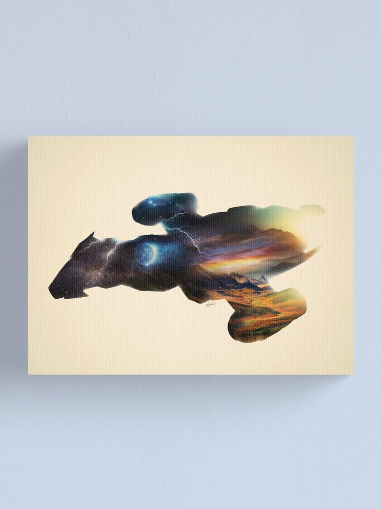 Alternate view of Serenity Canvas Print