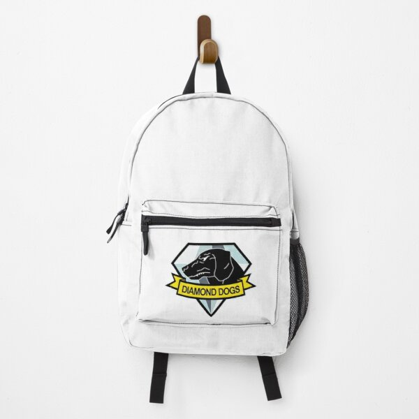 Metal Gear Solid - Diamond Dogs Insignia Backpack