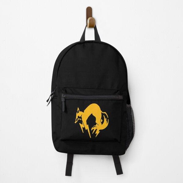 Metal Gear Solid - FOX Logo Backpack