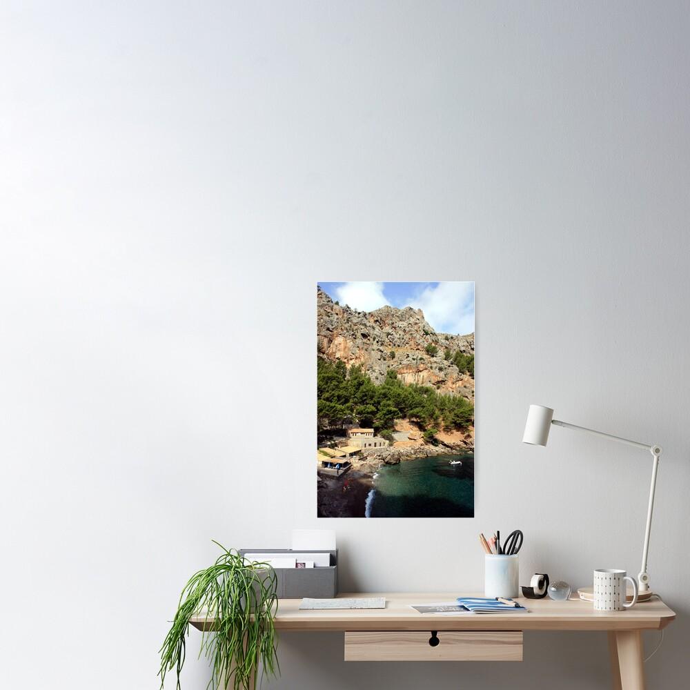 Sa Calobra, Mallorca Poster