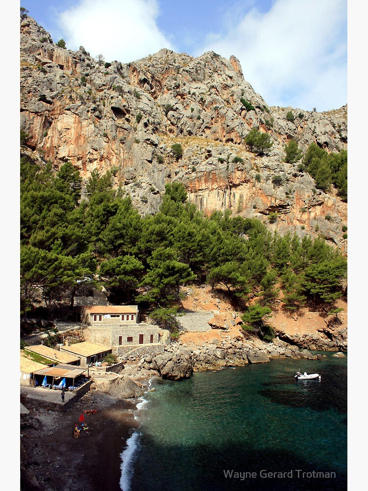 Sa Calobra, Mallorca by redmoondragon