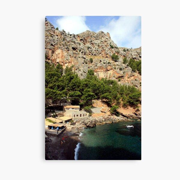 Sa Calobra, Mallorca Canvas Print